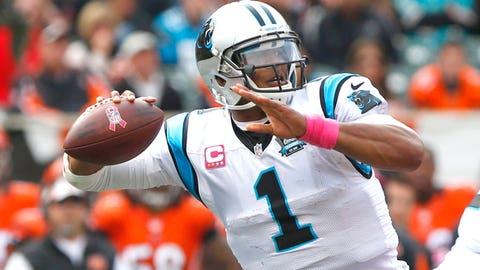 14. Carolina Panthers
