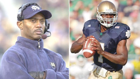 Notre Dame @ Florida State -- 2002