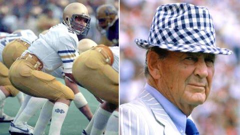 Notre Dame vs. Alabama -- 1980