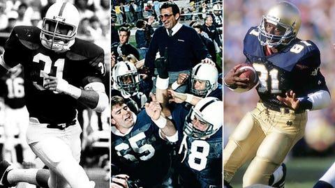 Penn State @ Notre Dame -- 1986