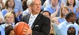 UNC wins exhibition, Roy Williams addresses Wainstein Report