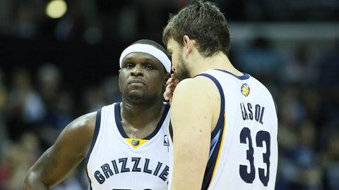 7. Memphis Grizzlies