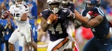 SEC dominates first College Football Playoff poll