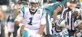 'Hurt' Newton willing to shoulder blame for Panthers' woes