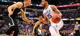 How is Duke utilizing freshman center Jahlil Okafor on offense?