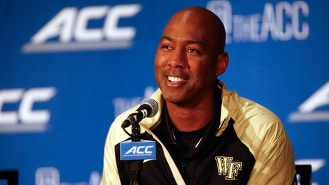 Danny Manning, Wake Forest Demon Deacons