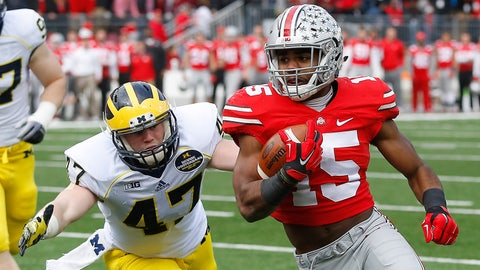 Ezekiel Elliott, RB, Ohio State