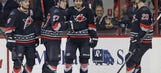 Faulk, Hurricanes beat Leafs to snap skid