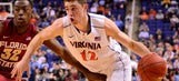 Video: Joe Harris reacts to being selected by the Cavs