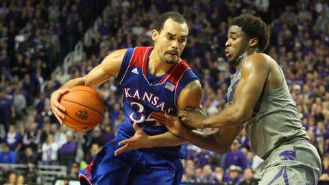 Perry Ellis, junior SF, Kansas