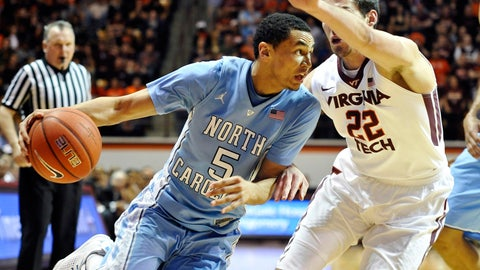 Marcus Paige, North Carolina