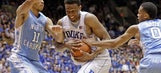 Three Hits: Parker, Duke exact revenge on rival UNC
