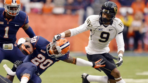 Wake Forest CB Kevin Johnson