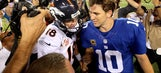 Giants QB Eli Manning has surgery on left ankle