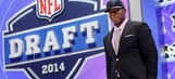 Surprise pick Ealy could be starting early for Panthers