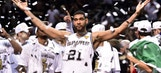 Tim Duncan exercising contract option, returning to Spurs