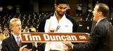 Tim Duncan's Wake Forest teammates reflect on superstar's journey
