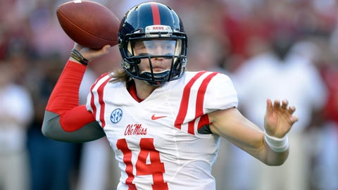 No. 7: Ole Miss Rebels