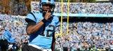 North Carolina quarterback Marquise Williams on a star trek