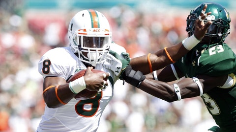 No. 14: Duke Johnson, RB, Miami