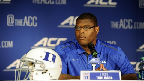 G: Laken Tomlinson, Duke