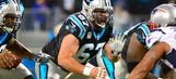 Pro Bowler Kalil the lone fixture of Panthers' rebuilt O-line