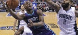 Walker, Hornets down Magic to stop skid