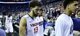 No. 2 seed Virginia left with frustration, futility after early exit