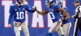 Eli Manning on Odell Beckham: He's learning to let his play do the talking