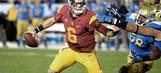 USC's Helton gets emotional over departure of senior QB Cody Kessler