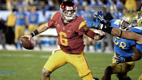 3 -- Cody Kessler, USC
