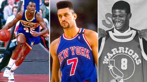 Knicks get some karmic push-back at the 1986 lottery