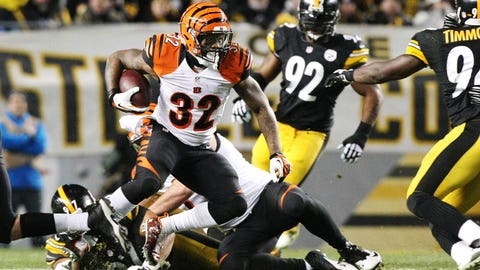15. RB Jeremy Hill, Cincinnati Bengals