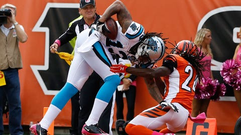 23. WR Kelvin Benjamin, Carolina Panthers