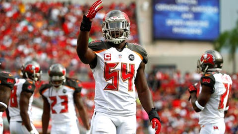 19. LB Lavonte David, Tampa Bay Buccaneers