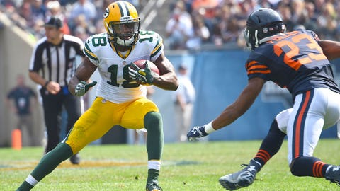 8. WR Randall Cobb, Green Bay Packers