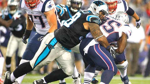 24. DT Star Lotulelei, Carolina Panthers