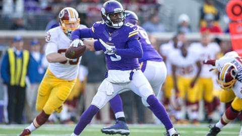 25. QB Teddy Bridgewater, Minnesota Vikings