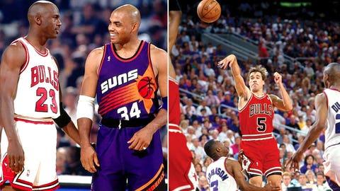 15. 1993 Chicago Bulls