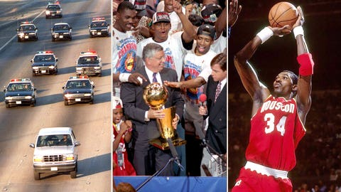 17. 1994 Houston Rockets