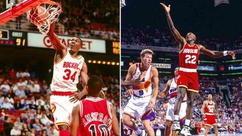 25. 1995 Houston Rockets