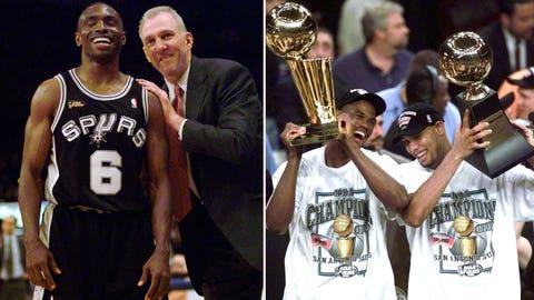 24. 1999 San Antonio Spurs