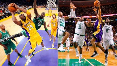 21. 2010 Los Angeles Lakers