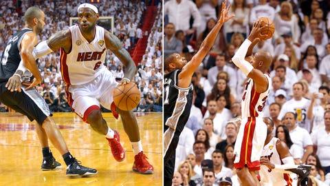 5. 2013 Miami Heat