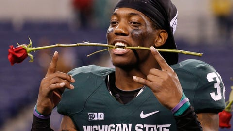 Cornerback: Darqueze Dennard, Sr., Michigan State