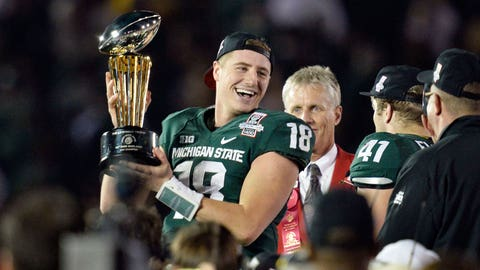Michigan State (443 points)