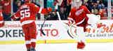 Red Wings top Kings in shootout
