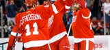 Riley Sheahan offers skill and size