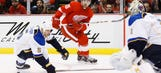 Red Wings sign Sheahan to two-year deal