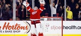 Howard key to a Wings' playoff run